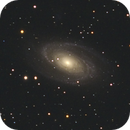M81 and M82 at 135 mm,                                Ben