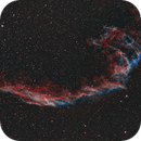 East Veil Nebula in HOO,                                JohnAdastra