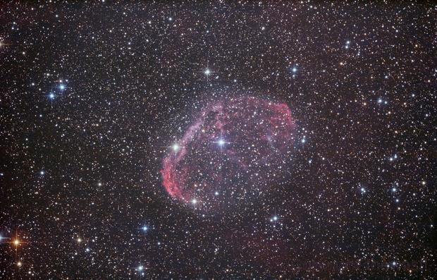 NGC6888,                                Thomas Kremser