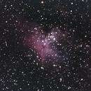 Messier 13 (Eagle Nebula),                                Stephen Prevost