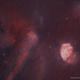 Sh2-235 •Rare Collision Nebula in HSS,                                  Douglas J Struble