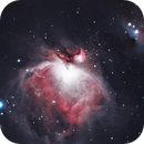 The Great Orion Nebula,                                Joshua Millard