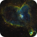 Heart Nebula SHO,                                georgian82