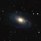 M81 et M82,                                Astrobout