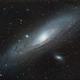 M31 Andromeda,                    Joostie