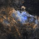 M16: Eagle Nebula,                                pyali