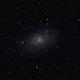 Triangulum M33,                                Gideon Golan