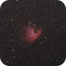 "NGC 281 ""Pacman"" - APO 66,                                Jean-Baptiste Auroux"