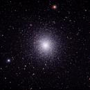 M13 Hercules Globular Cluster,                                Pete Bouras