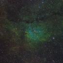 NGC 6820,                                Aaron Hakala