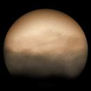 The Sun in the Clouds & Sunspot AR2790 on 2020-12-10,                                Jérémie