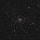 NGC 2420 - an open cluster in Gemini,                                Elisabeth Milne