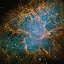 M1 - Crab Nebula Close-up,                                Matthew