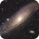 M31 - Andromeda Galaxy,                                Tom