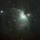 New Orion Nebula,                                Moleculejockey