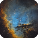 The Heart of the Pacman, NGC 281,                                John Hayes