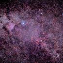 Cygnus widefield,                                DustSpeakers