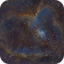 IC 1805 (The Heart Nebula),                                Brian Sweeney