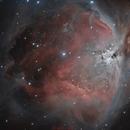 M42 HDR - Orion Nebula,                                rémi delalande