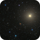 la cometa C/2018 N2 ASASSN vicino Beta AND e la galassia Ngc404,                                  Rolando Ligustri
