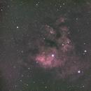 NGC 7822-Ha-HOS-Meade 80 ED triplet-Orion flattaner-ASI 1600 MM-Pro,                                  Adel Kildeev