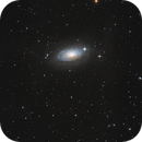 M63: Sunflower Galaxy,                                Garrett Hubing