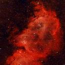 IC 1848 - The Soul Nebula,                                StarSurfer Carl