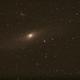 Andromeda Galaxy,                                Phaenomena