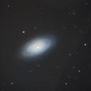 M 64 Black Eye Galaxy (Galaxie de l'œil noir),                                Roger Bertuli