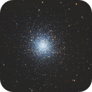 M13 - The Great Cluster in Hercules,                                  andreas1969