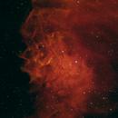 Flaming Star Nebula,                                JonM