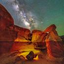 Devils PlayGround - Escalante, Utah,                                Jim Butler
