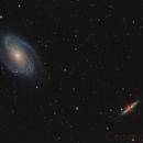 M81, M82,                                xordi