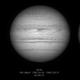 Jupiter in different bandwidth,                                Lucas Magalhães
