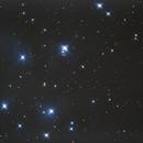 M45 Pleiades - Seven Sisters,                                BFinger