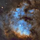 NGC7822 In Cepheus constellation SHO,                                MassimoTuninetti