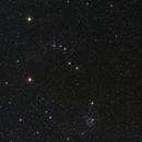 CR 89, M 35 und NGC 2158,                                chlopak