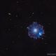 NGC 6543 •Cat's Eye Nebula in HaOIIIRGB,                                Douglas J Struble