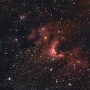 Cave Nebula,                                Jyrki