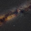 Cygnus Widefield (14mm Aug 2018),                                Brent Newton
