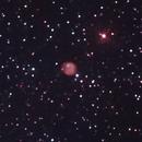 NGC7048 (Planetary nebula),                                simon harding