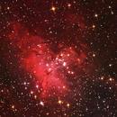 Eagle Nebula (M16),                                phoenixfabricio07