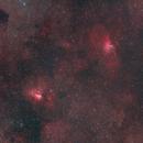 M16 & M17,                                AstroGG