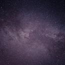 Partial Milky Way,                                Alvyn Le