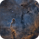 IC1396 SHO second collaboration,                    Astro_Club_Antony