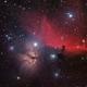 test sur IC 434 et NGC 2024,                                kaeouach aziz