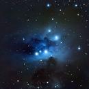 NGC 1977 (The Running Man Nebula) - 21 gennaio 2015,                                Giuseppe Nicosia