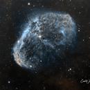 NGC 6888,                                Carl Weber