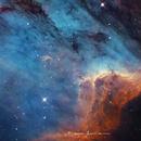 IC 5067 - Pelican Nebula,                                Adam Jesionkiewicz