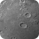 Moons craters  capture from France LYON 01 November 2015,                                Lionel